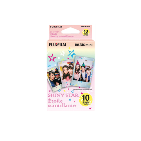Fujifilm Instax Mini Paper Shiny Star