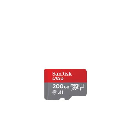 SanDisk Ultra Micro C10 200GB 100Mb
