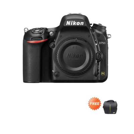 Nikon Camera D750 B.O FREE September 2020