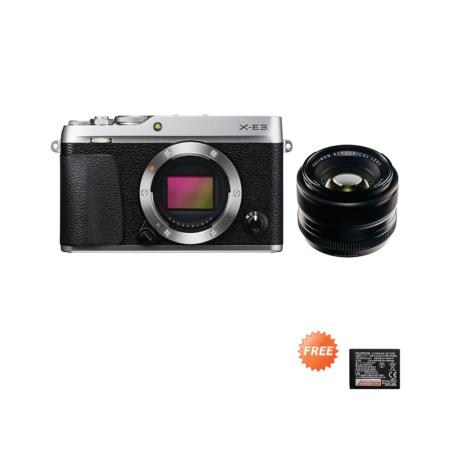 Promo X-E3 35mmF1.4 Silver September 2020