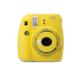 FUJIFILM INSTAX Mini 9 Instant-Film Camera (Clear Yellow)