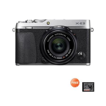Promo X-E3 23mmF2 Silver September 2020