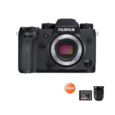Fujifilm X-H1 B.O Promo Oktober 2020