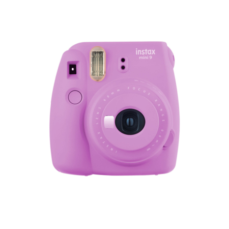 FUJIFILM INSTAX Mini 9 Instant Film Camera Smokey Purple
