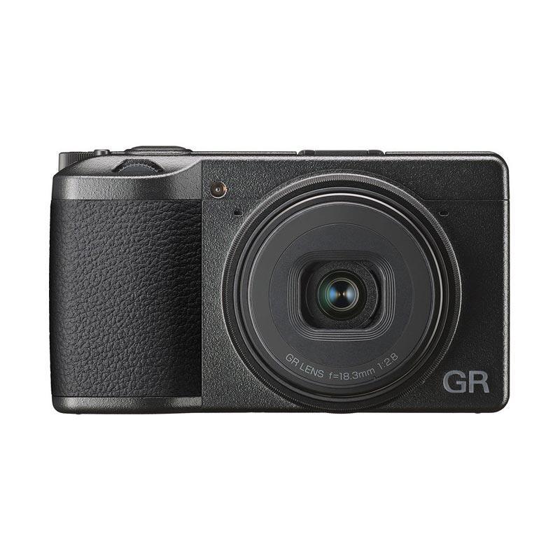 Ricoh GR III Digital Camera