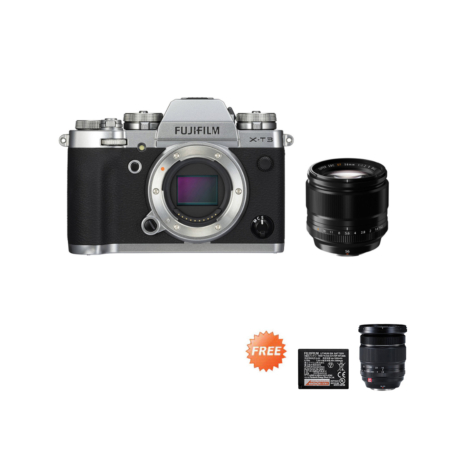 Promo X-T3 56mmF1.2 Silver September 2020