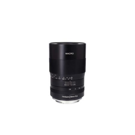 7Artisans 60mm F2.8 Nikon Z Mount