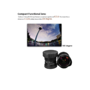 7Artisans 7.5mm f/2.8 for Canon EF-M - Black