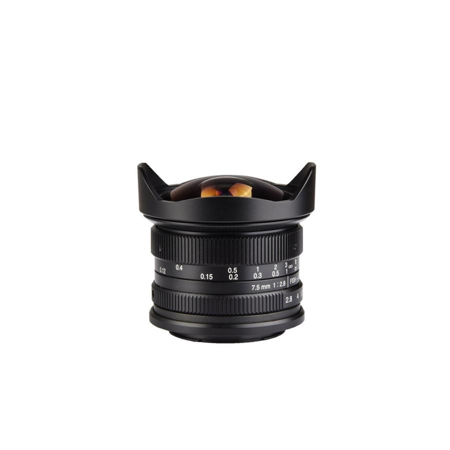 7Artisans 7.5mm f/2.8 for Sony E - Black