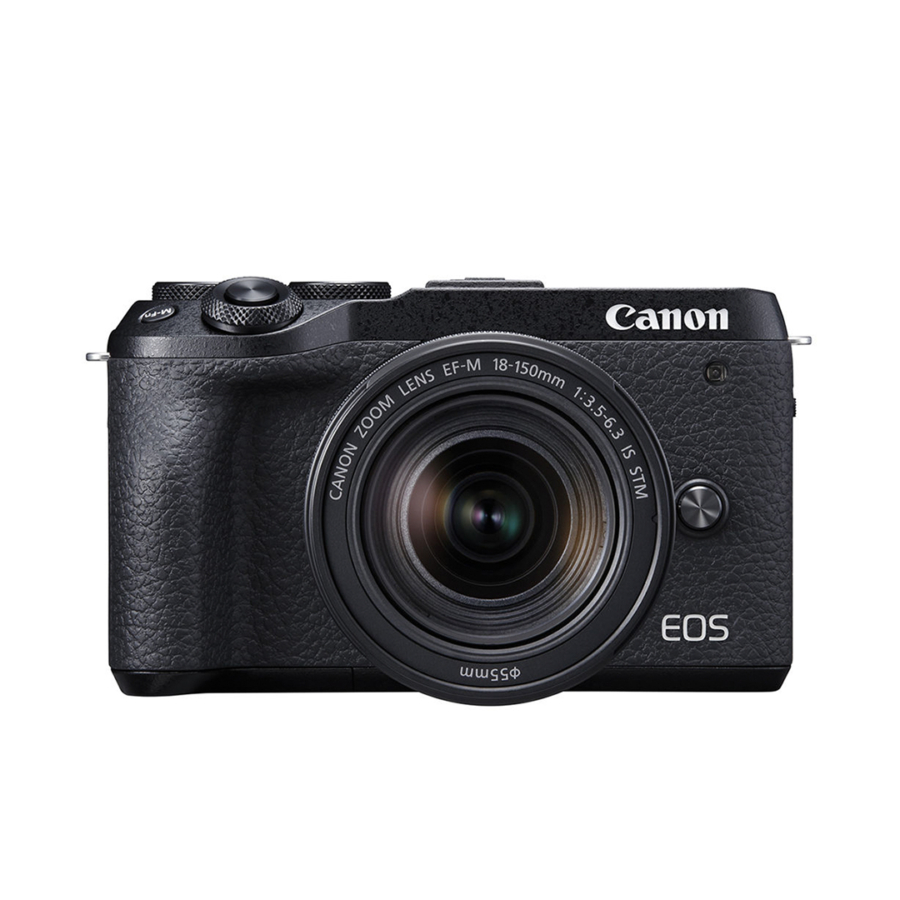 Canon EOS M6 Mark II with 18-150mm Lens