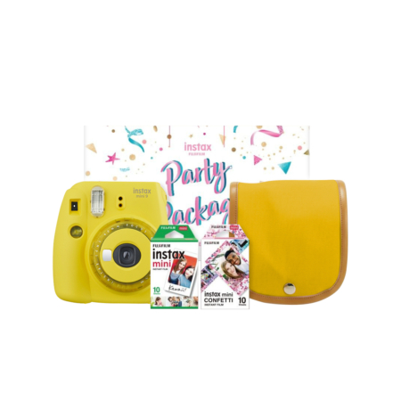 Fujifilm Party Package Mini 9