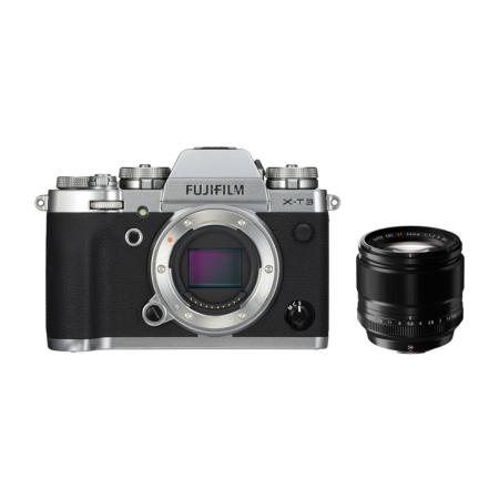Fujifilm X-T3 56mmF1.2 Silver