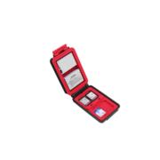 LENS GO Camera Battery and Memory Case D910