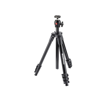 Manfrotto Compact Light Black