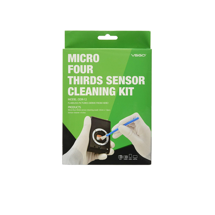 VSGO Sensor Cleaning Micro 4/3 DDR-12