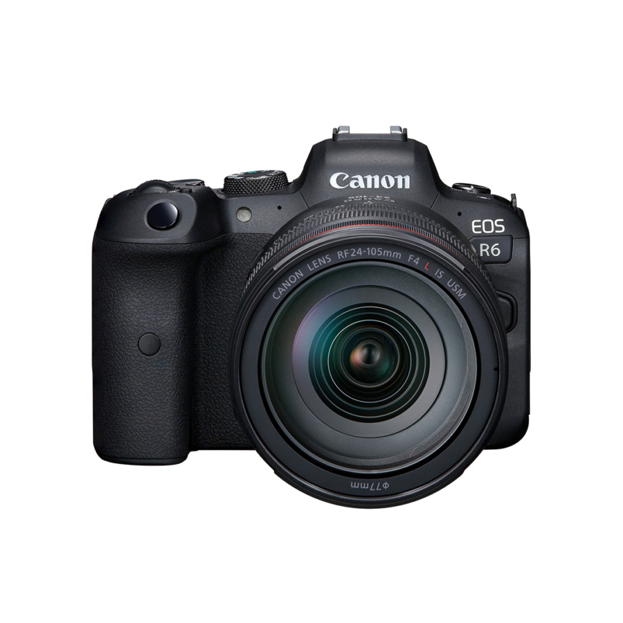 Canon EOS R6 24-105 F4 L IS USM