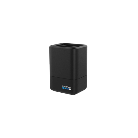 GoPro Dual Battery Charger with Battery For Hero 5, Hero 6, Hero 7