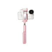 Sirui Smart Selfie Stick with Built-In LED Light (Pink) 05