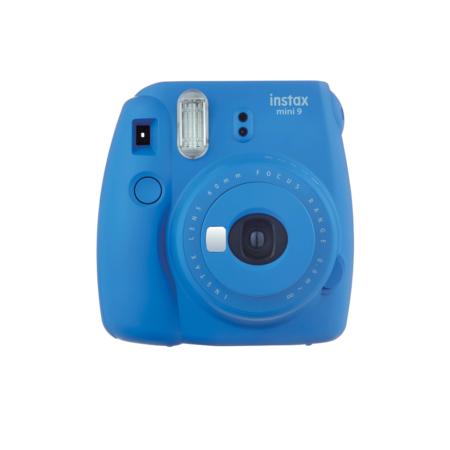 FUJIFILM INSTAX Mini 9 Instant Film Camera Cobalt Blue