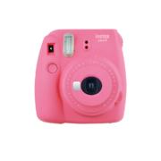 FUJIFILM INSTAX Mini 9 Instant Film Camera Flamingo Pink
