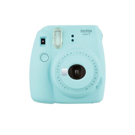 FUJIFILM INSTAX Mini 9 Instant Film Camera Ice Blue