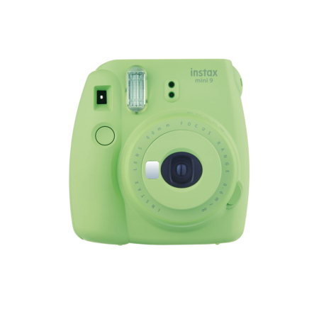 FUJIFILM INSTAX Mini 9 Instant Film Camera Lime Green