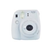 FUJIFILM INSTAX Mini 9 Instant Film Camera Smokey White