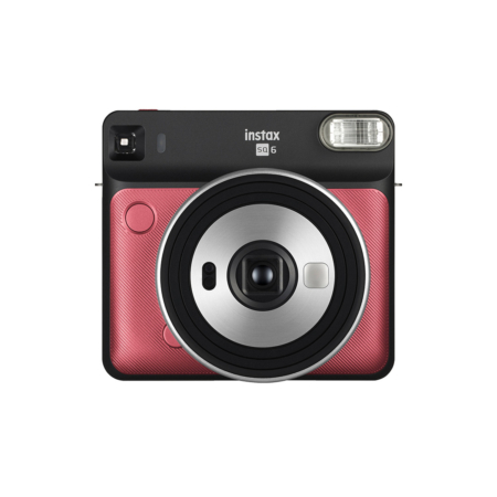 Fujifilm Instax SQ6 Ruby Red